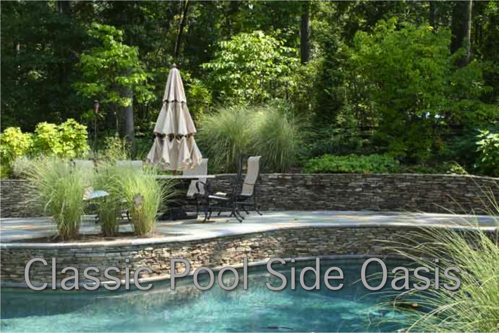 Classic Pool Retreat