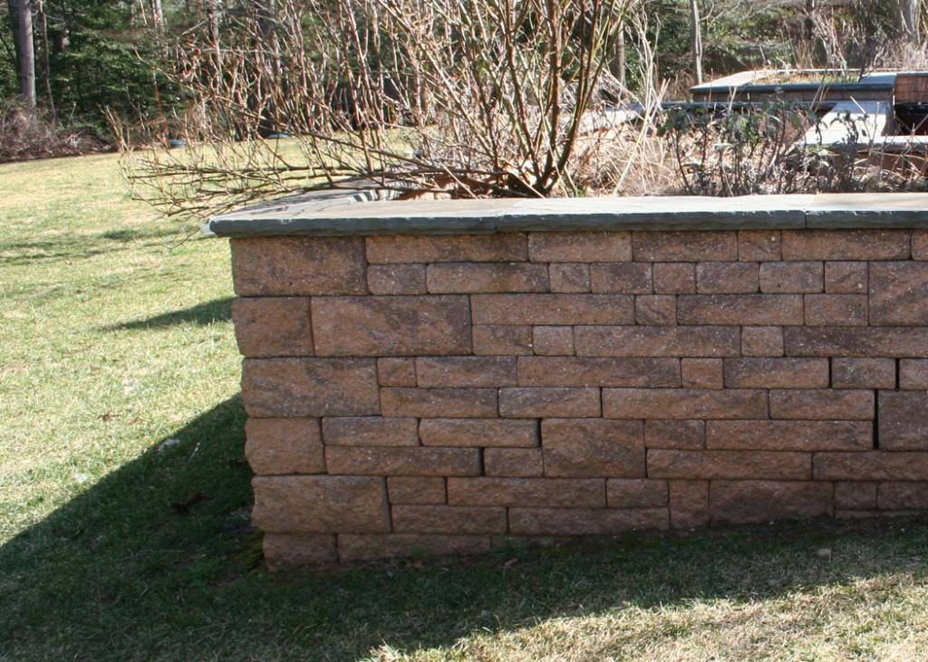 Concrete Segmental Wall