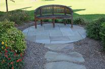 Circle Garden Feature