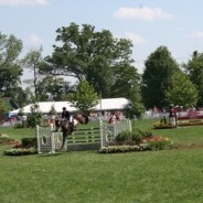 West Winds Nursery Landscape Design Featured at 2012 Upperville Colt and Horse Show